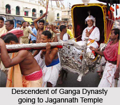 Temple Rituals of Kings, Jaganath Temple of Puri