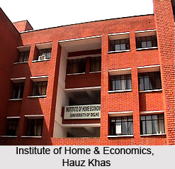 The Institute of Home & Economics, Hauz Khas, New Delhi