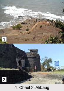 Tourist places around Murud, Maharashtra