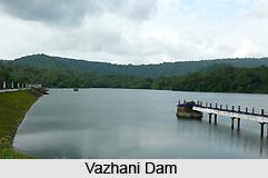 Vazhani Dam, Kerala