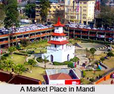 History of Mandi