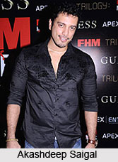 Akashdeep Saigal, Indian Television Actor