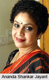 Ananda Shankar Jayant , Indian Dancer