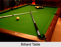 Billiards Tournaments in India