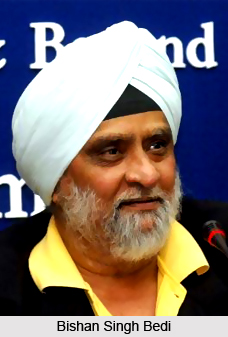 Bishan Singh Bedi, Indian Cricket Player