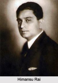 Himansu Rai, Indian Film Personality