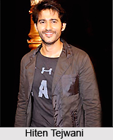 Hiten Tejwani aka karan, Indian TV Actor