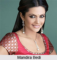 Mandira Bedi, Indian TV Actress
