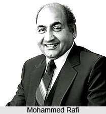 Mohammed Rafi  , Playback singers in Bollywood