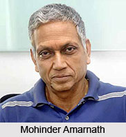 Mohinder Amarnath, Indian Cricket Player