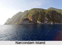 Narcondam Island, Andaman and Nicobar Islands