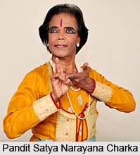 Pandit Satya Narayana Charka, Indian Dancer
