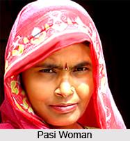Pasi, Indian Aboriginal Race