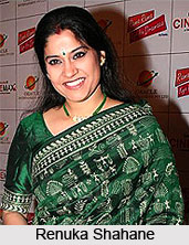 Renuka Shahane, Indian Television Actress