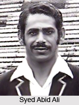 Syed Abid Ali, Indian Crickter
