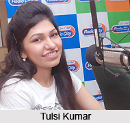 Tulsi Kumar, Indian Playback Singer