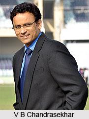 V B Chandrasekhar, Indian Cricket Player
