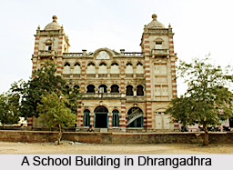 Dhrangadhra, Surendranagar District, Gujarat
