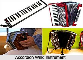 Accordion, Wind Instrument