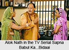 Alok Nath, Indian Actor