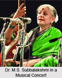 Dr. M.S. Subbalakshmi, Indian Musician