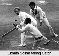 Eknath Solkar, Mumbai Cricket Player