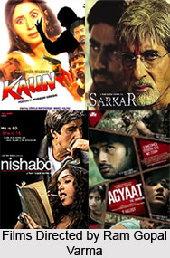 Ram Gopal Varma, Bollywood Director