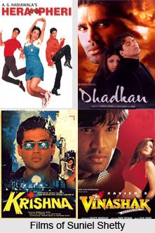 Suniel Shetty, Bollywood Actor