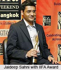 Jaideep Sahni, Bollywood Personality