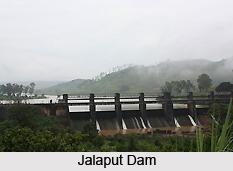 Dams in Odisha