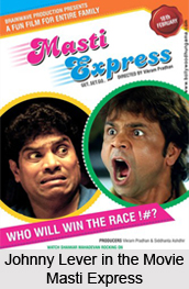 Johnny Lever, Bollywood Actor