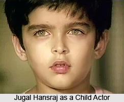 Jugal Hansraj, Bollywood Actor