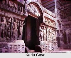 Sculptures in Bhaja & Karle Caves