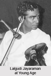 Lalgudi Jayaraman, Indian Musician
