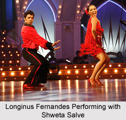 Longinus Fernandes, Indian Choreographer