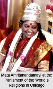 Mata Amritanandamayi, Indian Saint