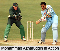 Mohammad Azharuddin, Indian Cricket Player