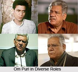 Om Puri, Indian Movie Actor