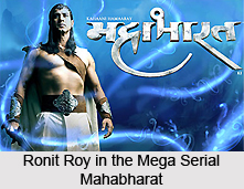 Ronit Roy, Indian TV Actor