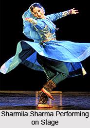 Sharmila Sharma, Indian Dancer