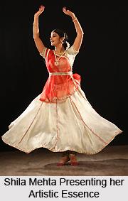 Shila Mehta, Indian Dancer