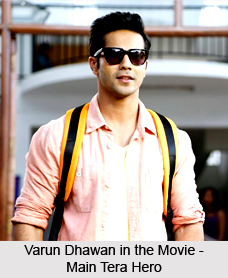 Varun Dhawan, Bollywood Actor