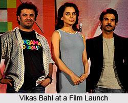 Vikas Bahl, Bollywood Personality