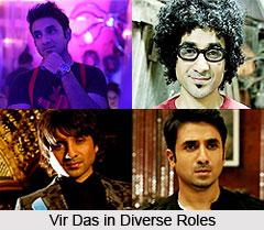 Vir Das, Bollywood Actor