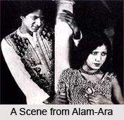 Ardeshir Irani, Indian Film Director