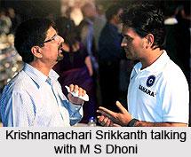 Krishnamachari Srikkanth, Indian Cricket Player