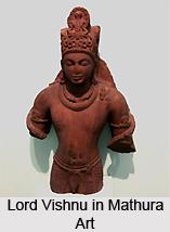 Sculpture in Mathura