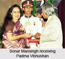 Sonal Mansingh, Indian Classical Dancers