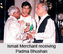 Ismail Merchant, Indian Film Producer