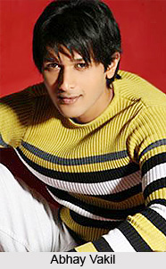 Abhay Vakil , Indian TV Actor